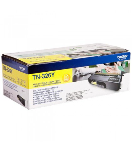 TN 326Y тонер картридж Brother