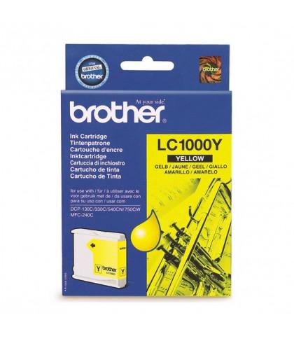 LC1000y струйный картридж Brother