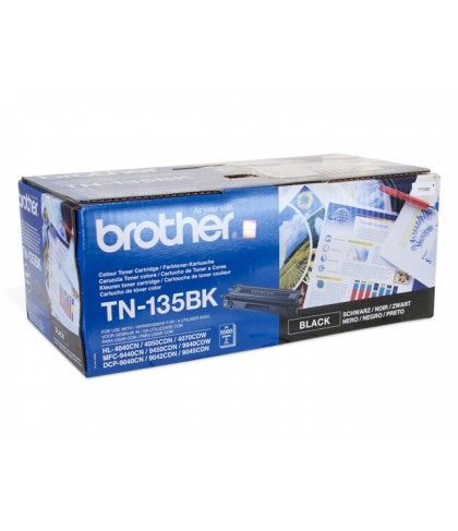 TN 135Bk тонер картридж Brother