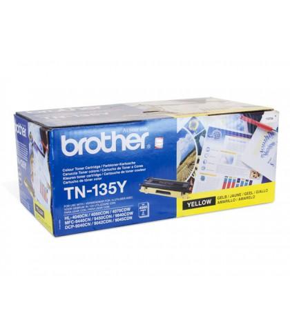 TN 135Y тонер картридж Brother