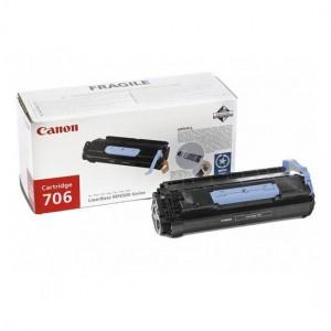 Canon 706 чёрный лазерный картридж