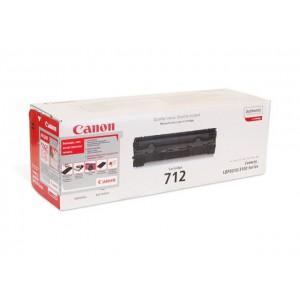 Canon 712 чёрный лазерный картридж - уценённый