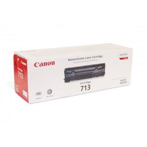 Canon 713 чёрный лазерный картридж