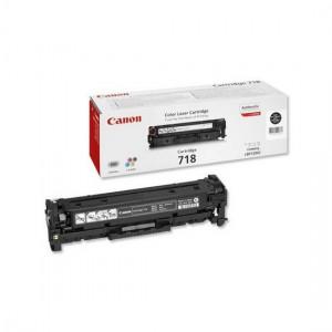 Canon 718Bk чёрный лазерный картридж
