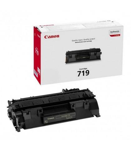 Canon 719 чёрный лазерный картридж