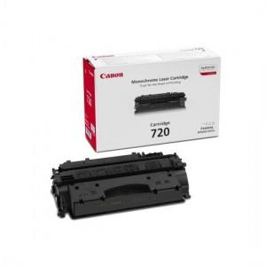 Canon 720 чёрный лазерный картридж