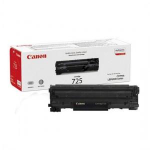 Canon 725 чёрный лазерный картридж