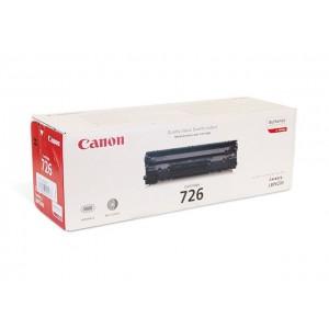 Canon 726 чёрный лазерный картридж