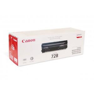 Canon 728 чёрный лазерный картридж