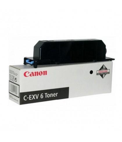 Canon C-EXV6 чёрный тонер картридж