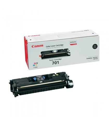Canon 701Bk чёрный лазерный картридж