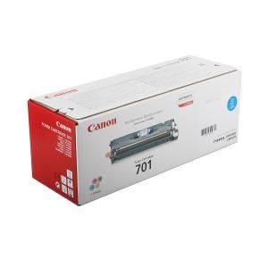 Canon 701C голубой лазерный картридж