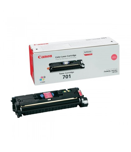 Canon 701M пурпурный лазерный картридж