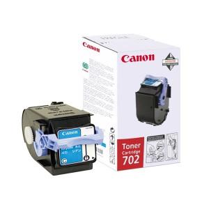 Canon 702C голубой лазерный картридж