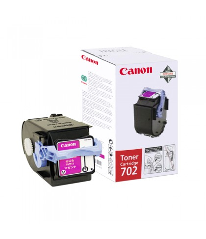 Canon 702M пурпурный лазерный картридж