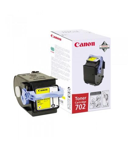 Canon 702Y жёлтый лазерный картридж