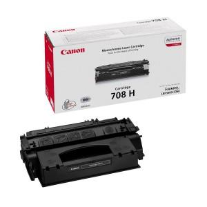 Canon 708H чёрный лазерный картридж