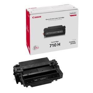Canon 710H чёрный лазерный картридж
