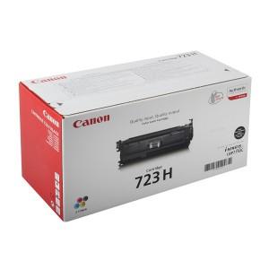 Canon 723HBk чёрный лазерный картридж