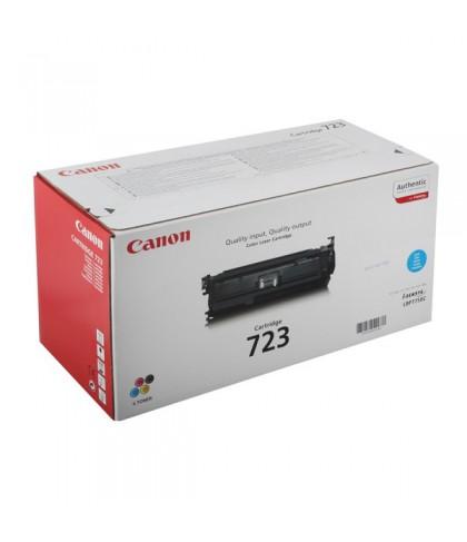 Canon 723C голубой лазерный картридж