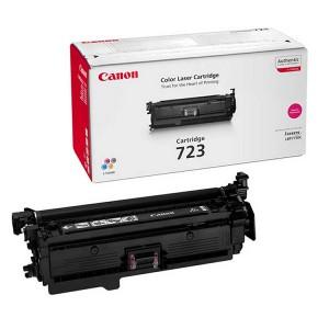 Canon 723M пурпурный  лазерный картридж