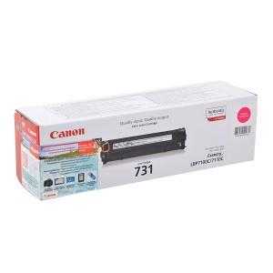 Canon 731M пурпурный  лазерный картридж