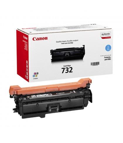 Canon 732C голубой лазерный картридж