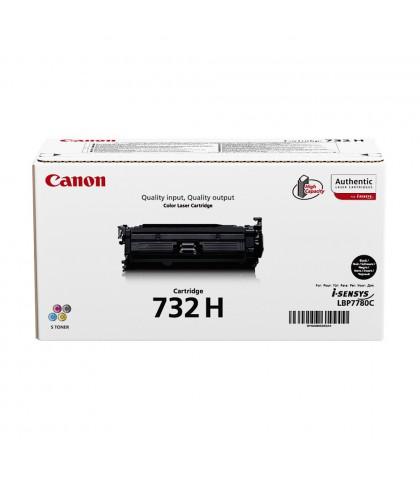 Canon 732HBk чёрный лазерный картридж