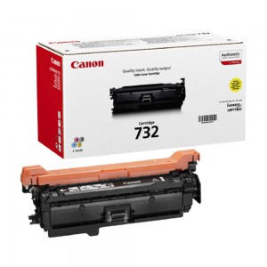 Canon 732Y жёлтый лазерный картридж