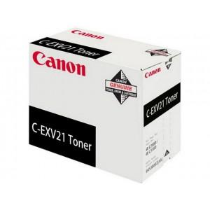 Canon C-EXV21Bk чёрный тонер картридж