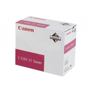Canon C-EXV21m пурпурный тонер картридж