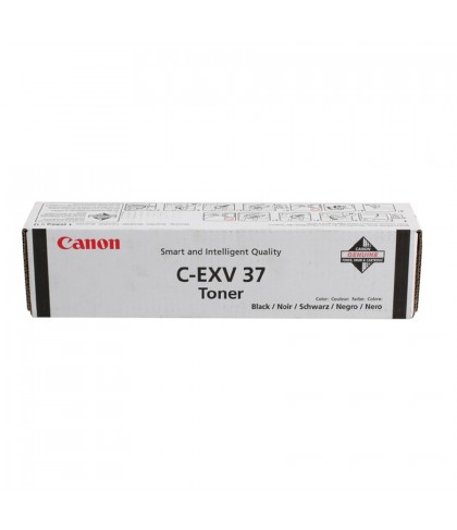 Canon C-EXV37 чёрный тонер картридж