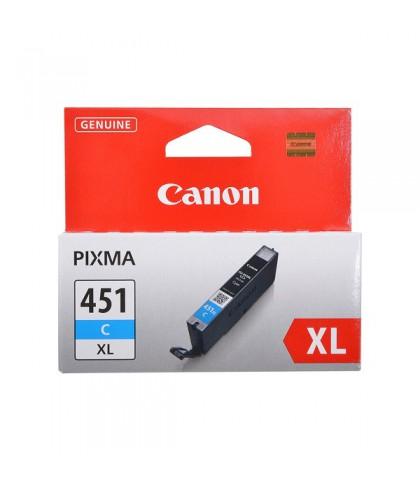 Canon CLI-451XL c голубой струйный картридж