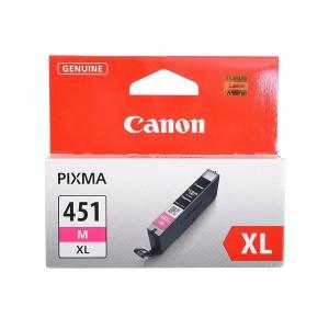 Canon CLI-451XL m пурпурный струйный картридж