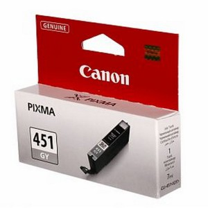 Canon CLI-451Bk чёрный струйный картридж