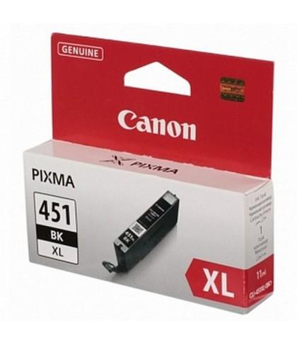 Canon CLI-451XL Bk чёрный струйный картридж