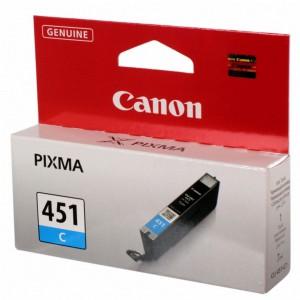Canon CLI-451c голубой струйный картридж