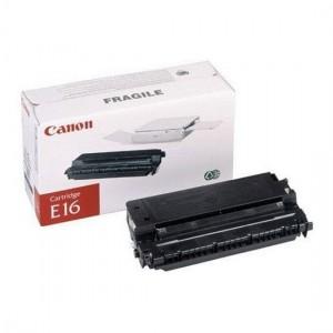 Canon E-16 чёрный лазерный картридж