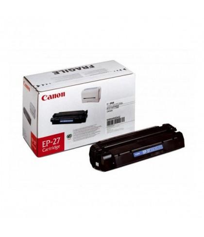 Canon EP-27 чёрный лазерный картридж