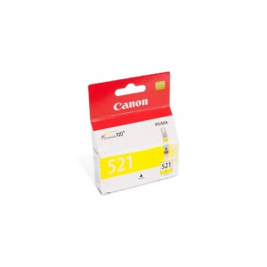 Canon CLI-521y жёлтый струйный картридж