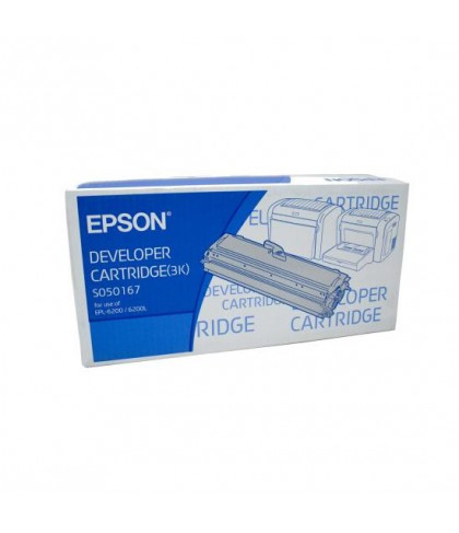S050167 картридж Epson EPL 6200L