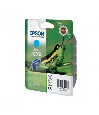 C13T03324010 картридж Epson T0332 cyan