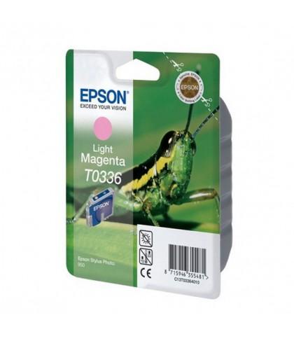 C13T03364010 картридж Epson T0336 light magenta