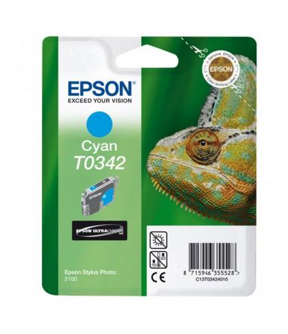 C13T03424010 картридж Epson T0342 cyan