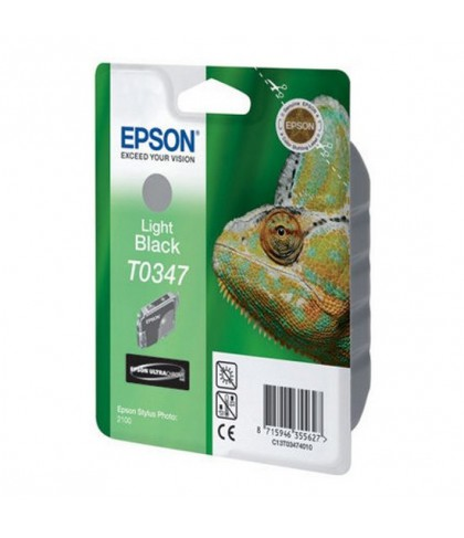 C13T03474010 картридж Epson T0347 light black