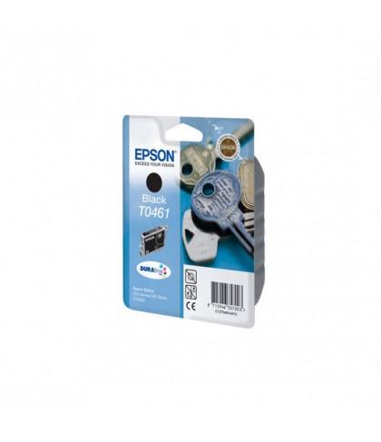C13T04614A10 картридж Epson T0461 black
