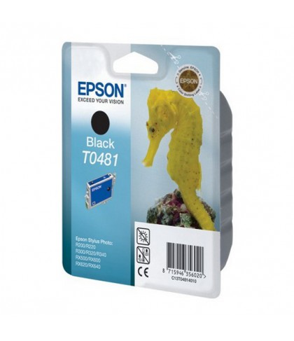 C13T04814010 картридж Epson T0481 black