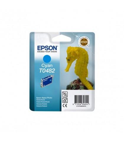 C13T04824010 картридж Epson T0482 cyan