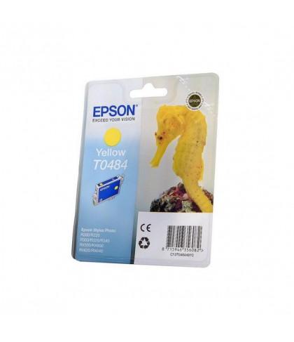 C13T04844010 картридж Epson T0484 yellow