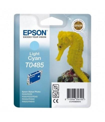 C13T04854010 картридж Epson T0485 light cyan